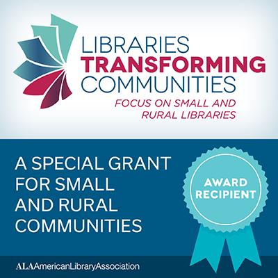 Libraries Transforming Communities badge