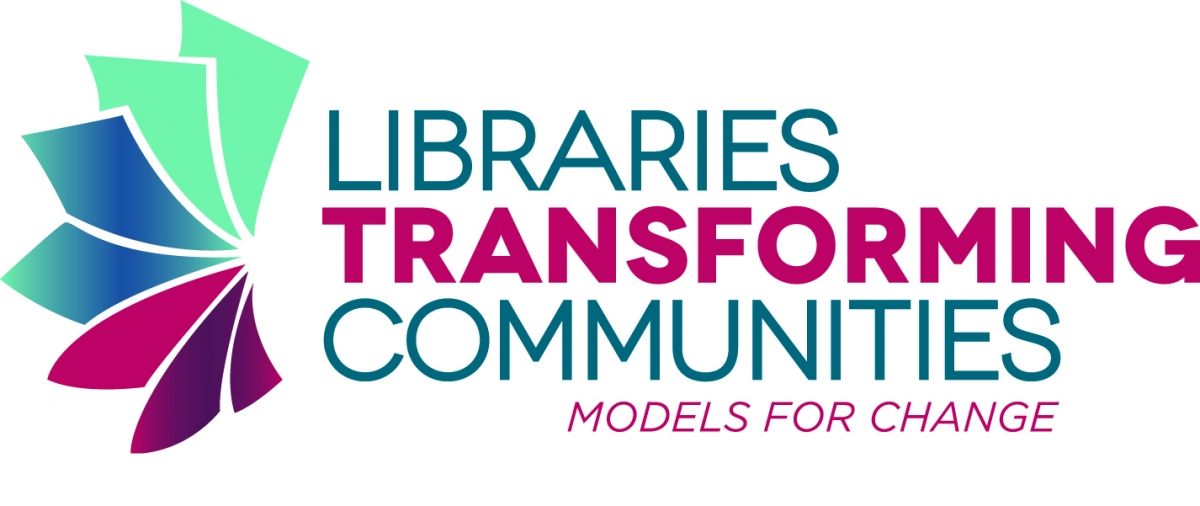 Libraries Transforming Communities: Models for Change logo