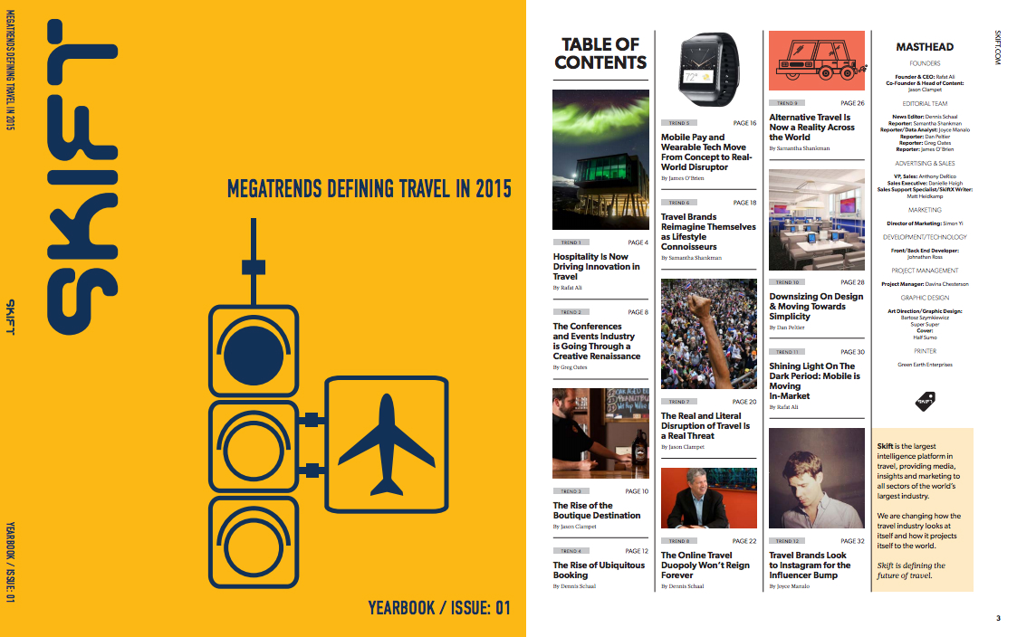 "Skift - ""Megatrends Defining Travel in 2015"""