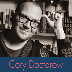 Cory Doctorow (Photo: Jonathan Worth)