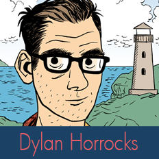 Dylan Horrocks