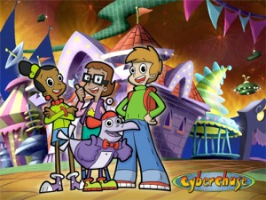 cyberchase screenshot