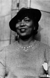 zora neale hurston, federal writers' project author, 1935.