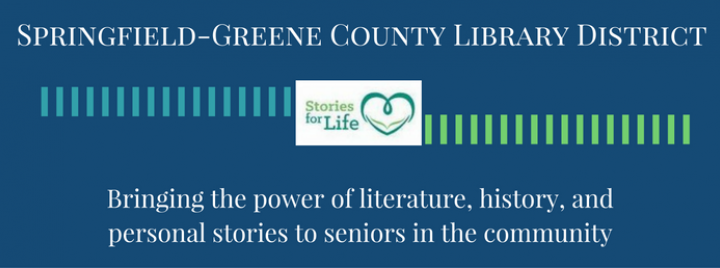 Stories for Life at Springfield-Greene County Library District