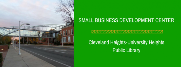 Small Business Development Center at Cleveland Heights