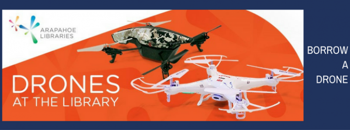 Drones at Arapahoe Libraries