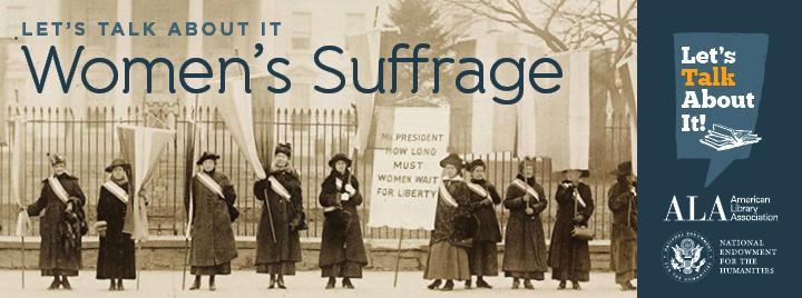 LTAI Women's Suffrage