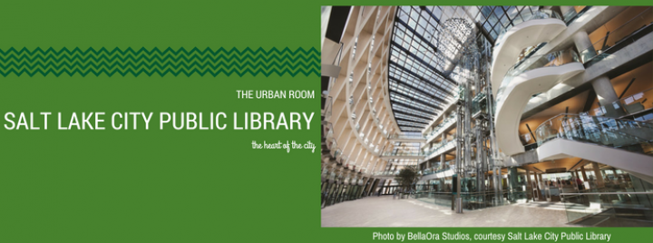 Urban Room at Salt Lake City Public Library