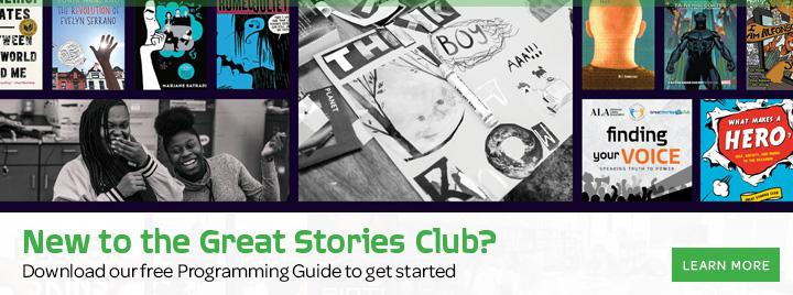 New to the Great Stories Club? Download our free Programming Guide to get started.