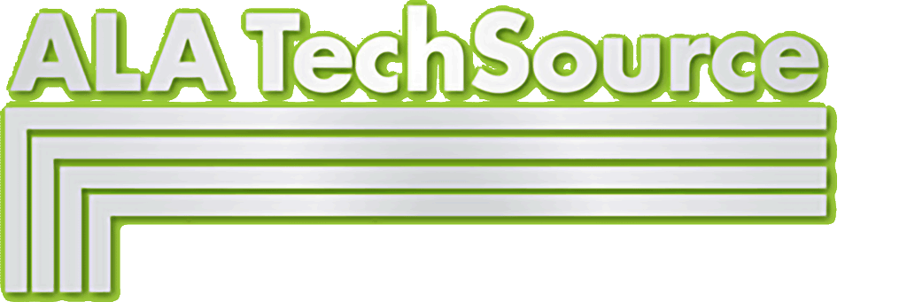 """ALA TechSource"" logo"