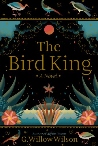 Cover of The Bird King by G. Willow Wilson.