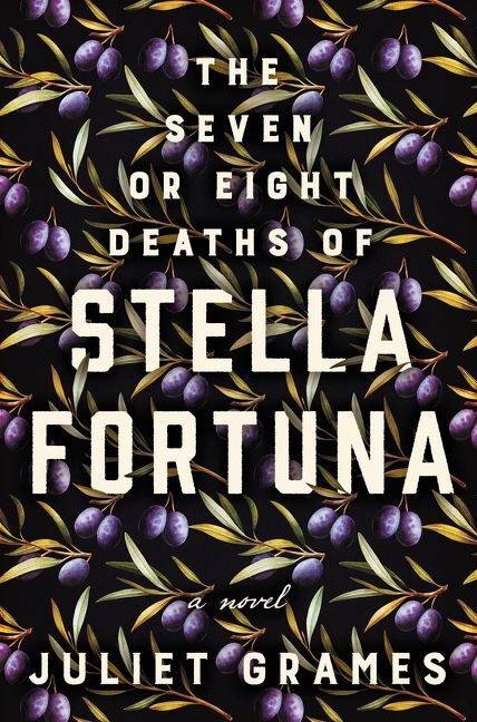 The Seven or Eight Deaths of Stella Fortuna book cover