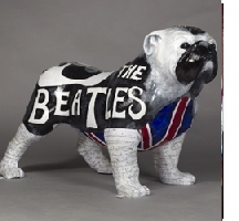 Beatles bulldog