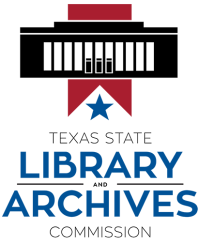 Texas State Libraries and Archives Commission Logo