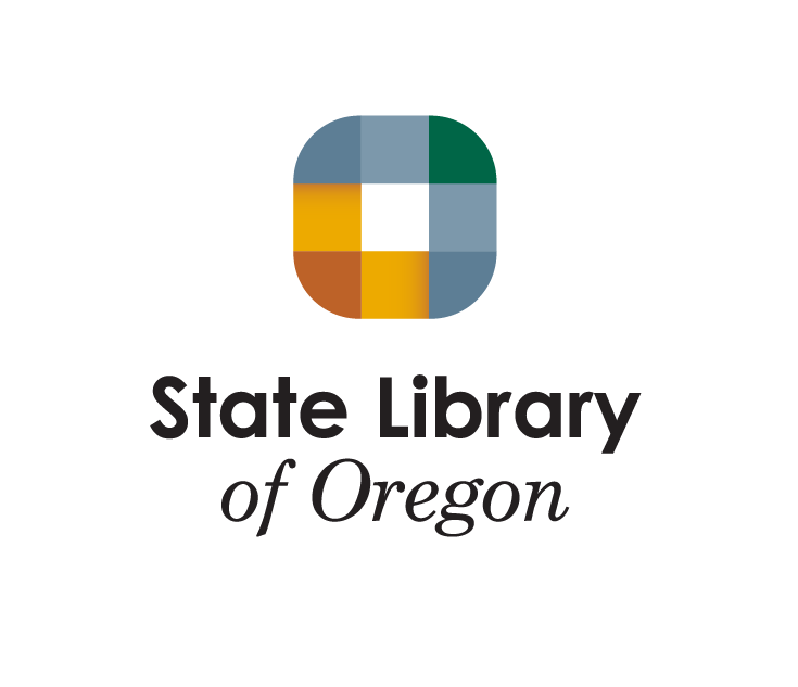 Oregon State Library logo