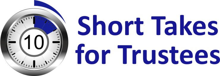 Short Takes for Trustees logo