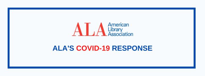 ALA's COVID-19 response