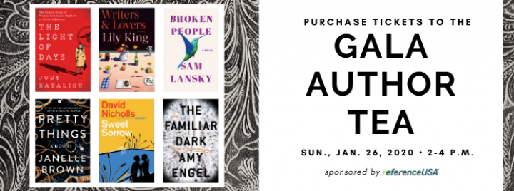 Browse the Midwinter Meeting Gala Tea authors and buy tickets today!