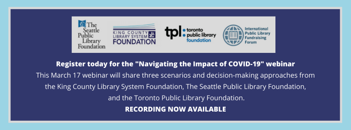 March 17 webinar: Navigating the Impact of COVID-19 recording is now available