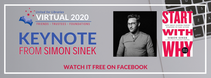 Watch the Simon Sinek keynote free on Facebook!