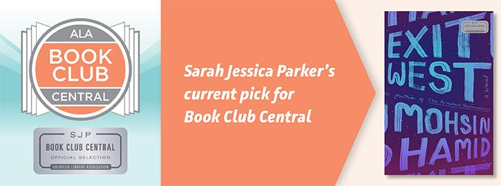 Sarah Jessica Parker's current pick for Book Club Central
