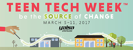 Image result for teen tech week 2017