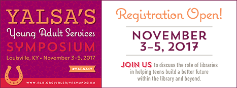 2017 YA Services Symposium Registration Open