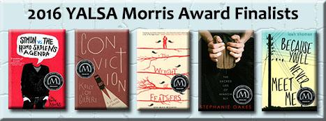 2016 Morris Award Finalists