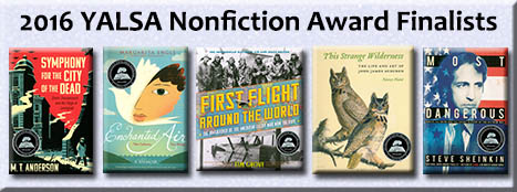 2016 Nonfiction Finalists