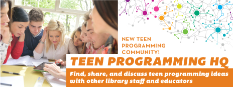 Join our Teen Programming HQ website!