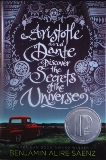 """Aristotle and Dante Discover the Secrets of the Universe,"" written by Benjamin Alire Sáenz   and published by Simon & Schuster BFYR, an imprint of Simon & Schuster Children's Publishing Division."