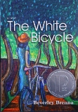 """The White Bicycle,"" written by Beverley Brenna and published by Red Deer Press."