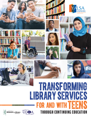Transforming Library Services Through CE Report