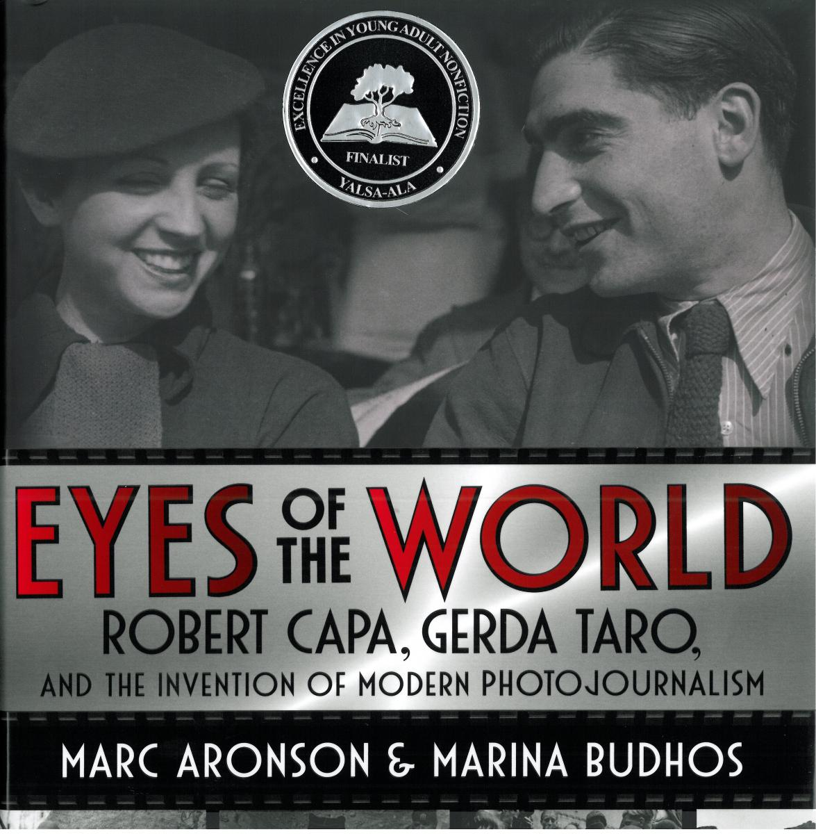 cover of eyes of the world