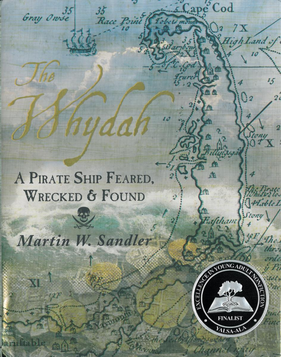 cover of the whydah