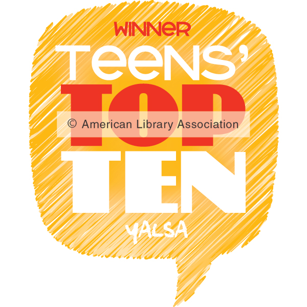 Teens' Top Ten Winner Seal