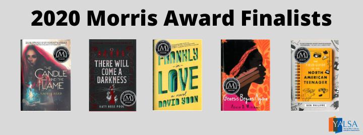2020 Morris Award Finalists