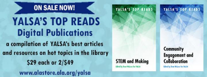 YALSA's Top Reads Digital Publications