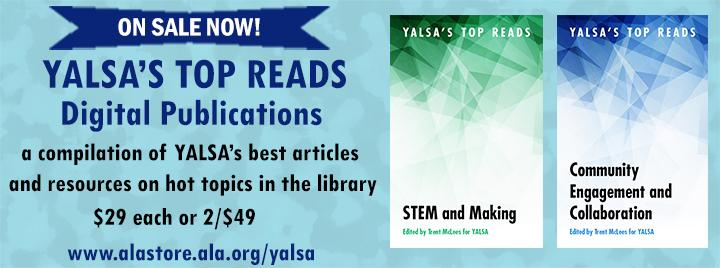 YALSA's Top Reads Digital Publications