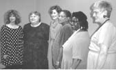 judy blume with award committee